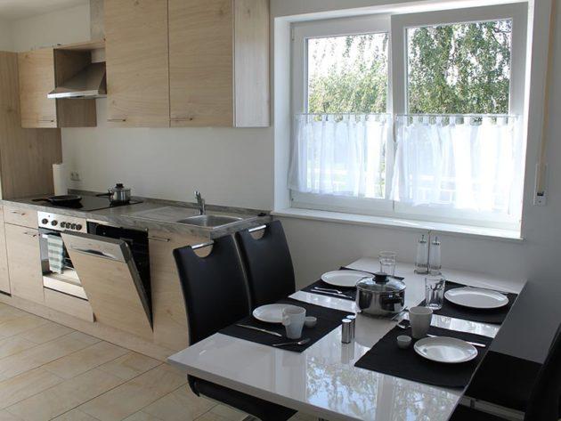 Küche Zimmer 2
